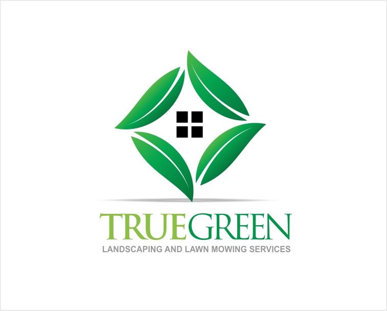 Logo Design by Private User - Entry No. 86 in the Logo Design Contest Fun Logo Design for TRUE GREEN.
