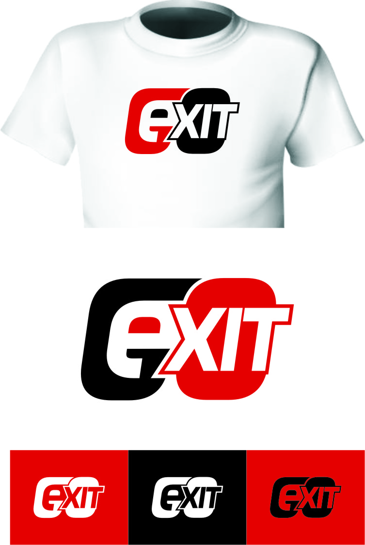 Logo Design by RasYa Muhammad Athaya - Entry No. 160 in the Logo Design Contest GoExit Logo Design.