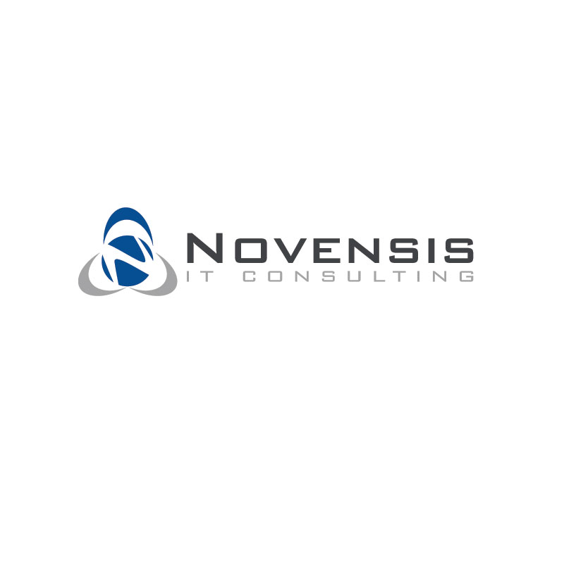 Logo Design by Private User - Entry No. 112 in the Logo Design Contest Novensis Logo Design.