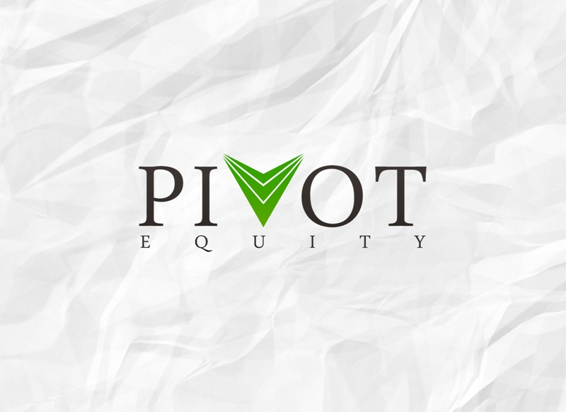 Logo Design by Juan_Kata - Entry No. 103 in the Logo Design Contest Unique Logo Design Wanted for Pivot Equity Advisors.
