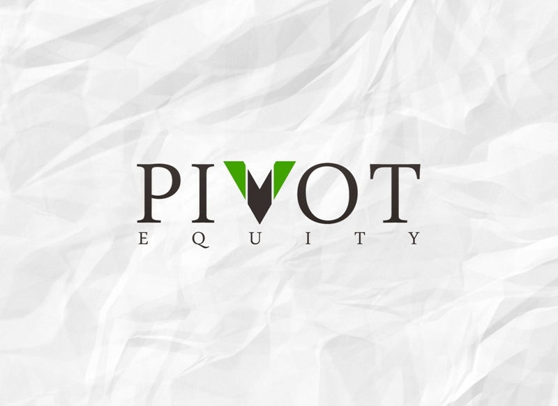 Logo Design by Juan_Kata - Entry No. 104 in the Logo Design Contest Unique Logo Design Wanted for Pivot Equity Advisors.