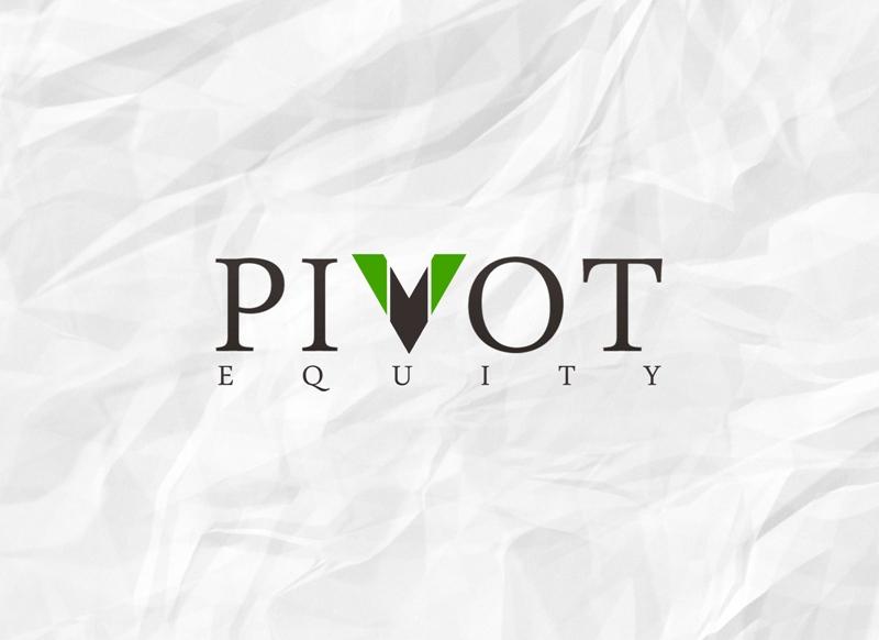 Logo Design by Juan_Kata - Entry No. 104 in the Logo Design Contest Unique Logo Design Wanted for Pivot Equity Advisors.