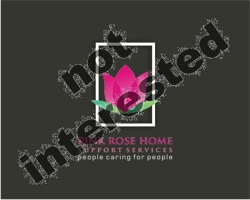 Logo Design by mare-ingenii - Entry No. 139 in the Logo Design Contest Pink Rose Home Support Services.