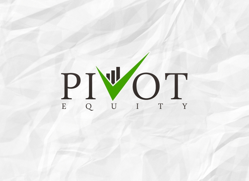 Logo Design by Juan_Kata - Entry No. 107 in the Logo Design Contest Unique Logo Design Wanted for Pivot Equity Advisors.
