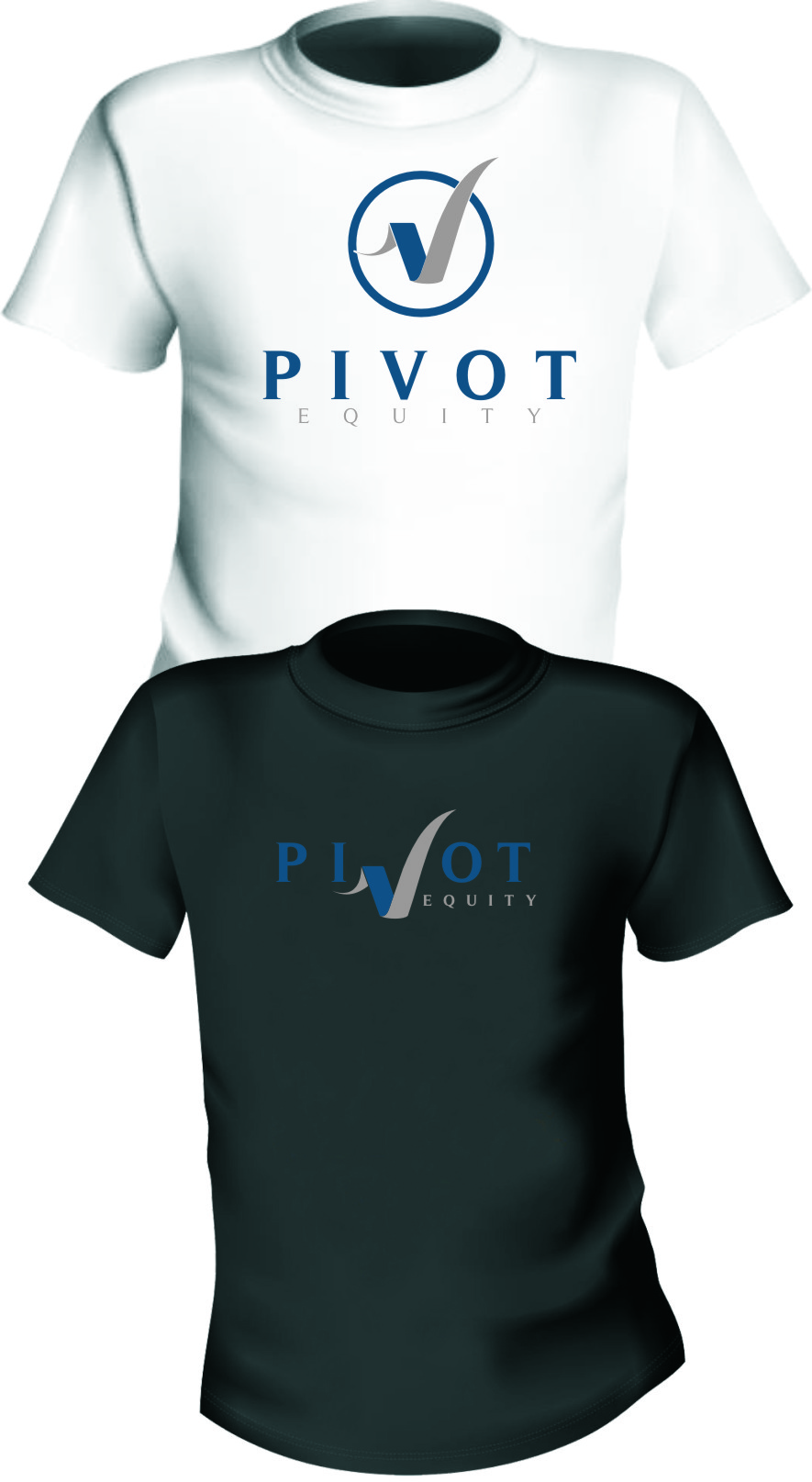 Logo Design by Ngepet_art - Entry No. 108 in the Logo Design Contest Unique Logo Design Wanted for Pivot Equity Advisors.
