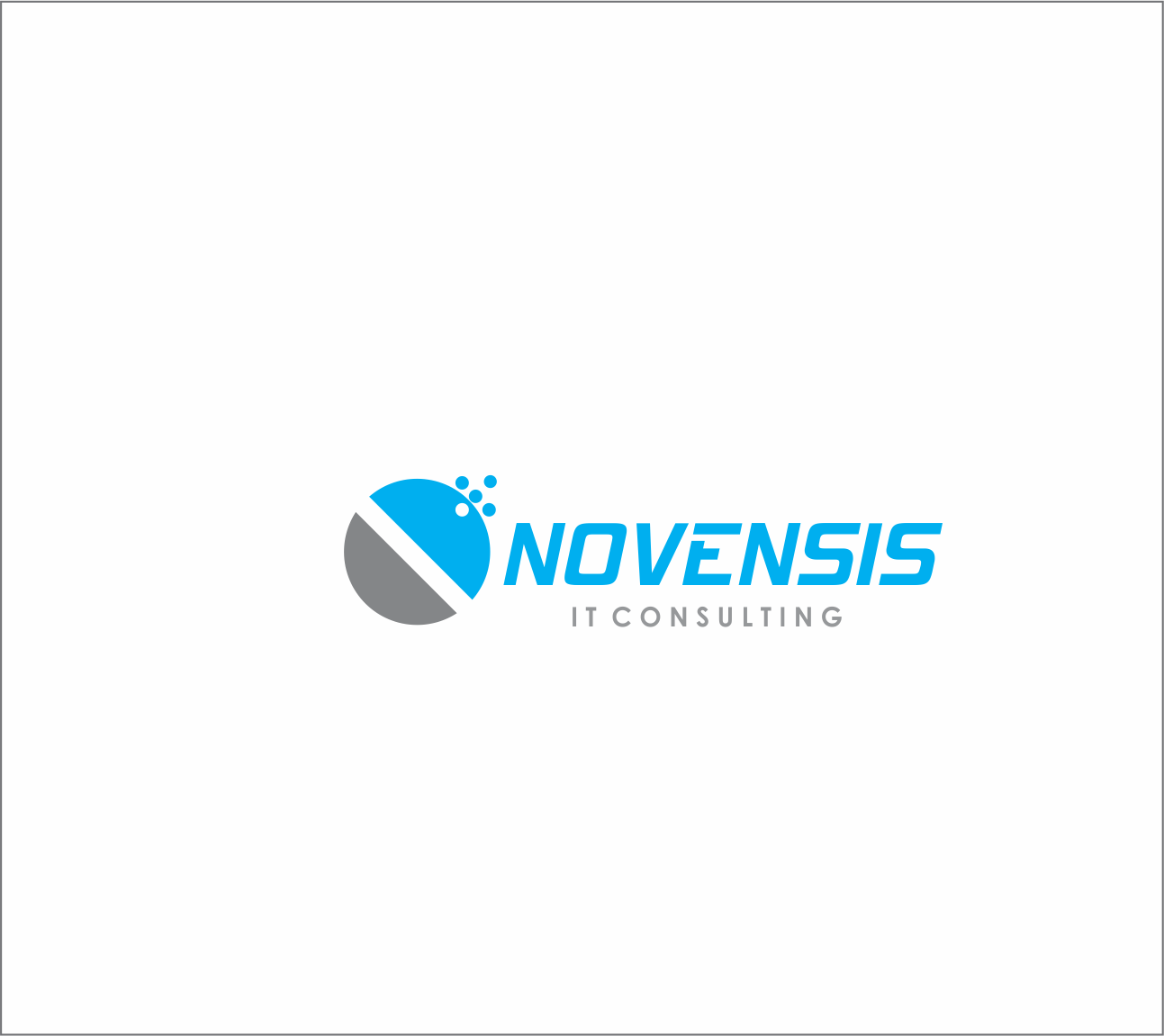 Logo Design by Armada Jamaluddin - Entry No. 117 in the Logo Design Contest Novensis Logo Design.