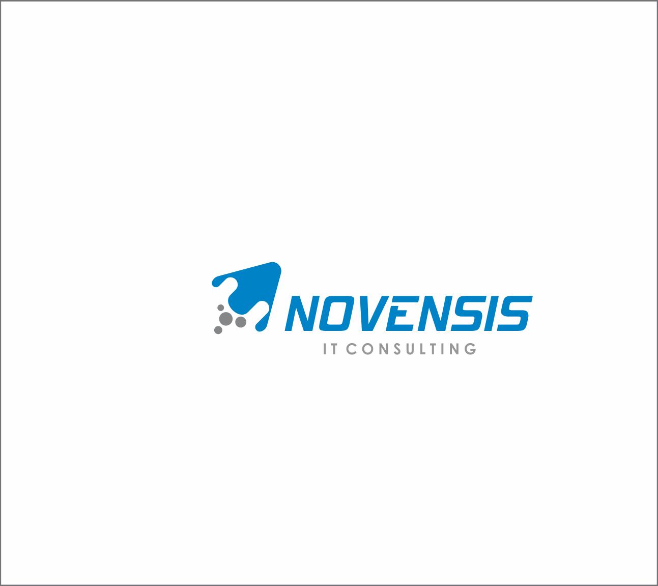 Logo Design by Armada Jamaluddin - Entry No. 118 in the Logo Design Contest Novensis Logo Design.