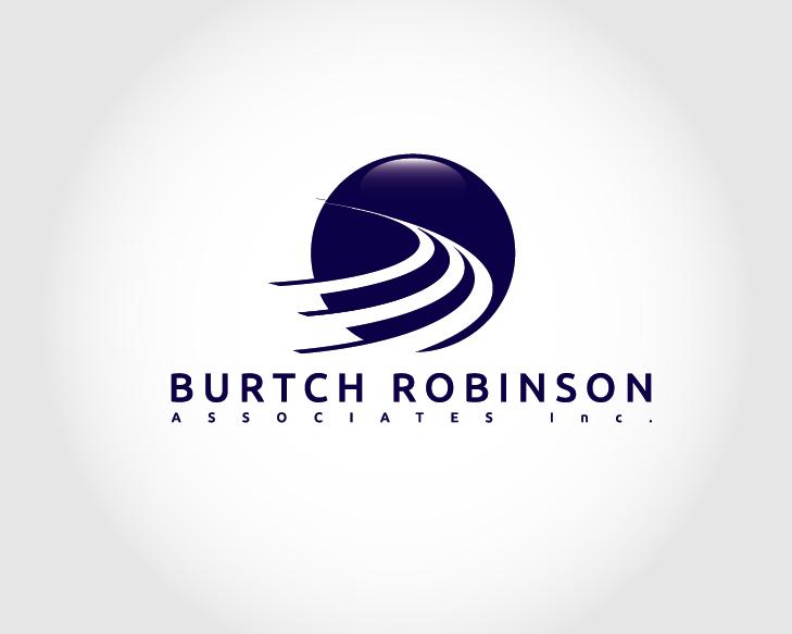 Logo Design by VENTSISLAV KOVACHEV - Entry No. 23 in the Logo Design Contest Unique Logo Design Wanted for Burtch, Robinson & Associates Inc..