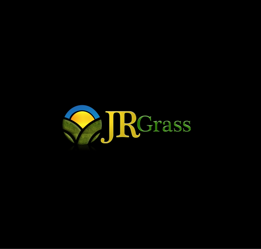 Logo Design by Private User - Entry No. 37 in the Logo Design Contest Inspiring Logo Design for JR Grass.