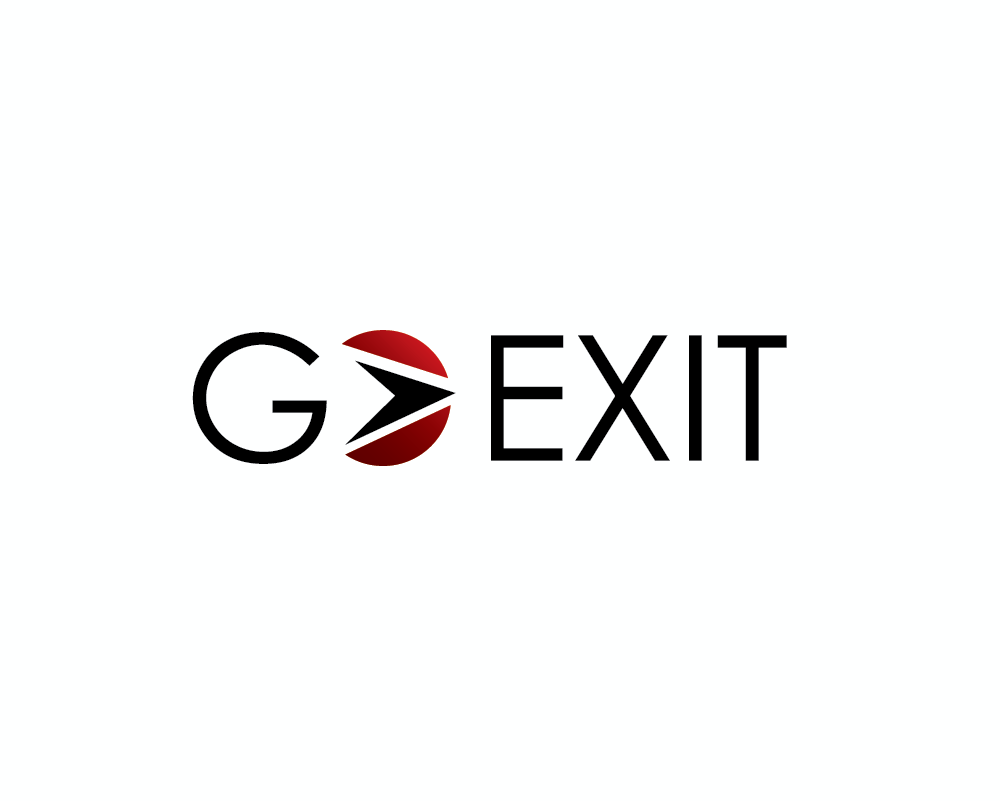 Logo Design by roc - Entry No. 165 in the Logo Design Contest GoExit Logo Design.