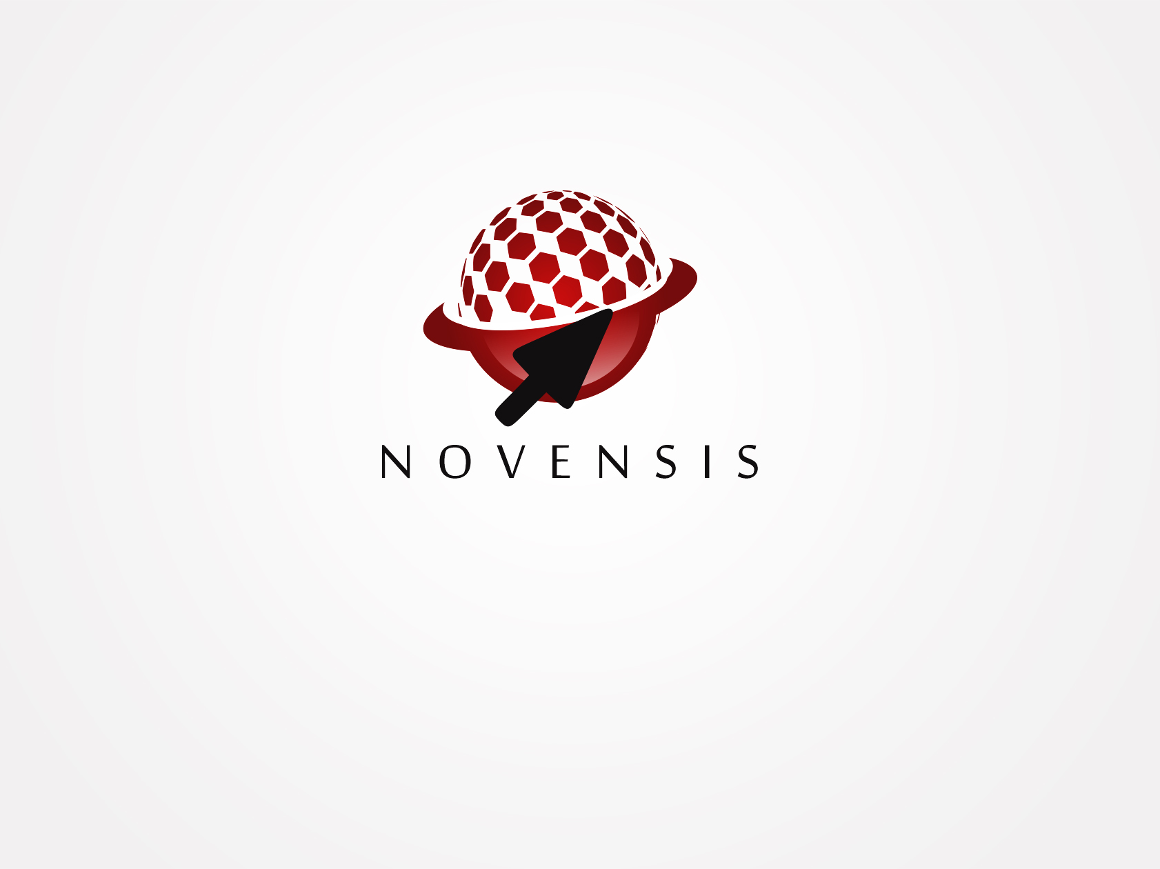 Logo Design by OmegaDesigns - Entry No. 121 in the Logo Design Contest Novensis Logo Design.