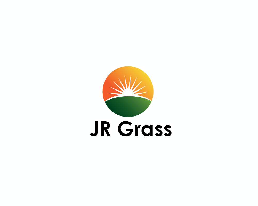 Logo Design by roc - Entry No. 39 in the Logo Design Contest Inspiring Logo Design for JR Grass.