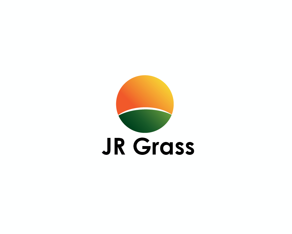 Logo Design by roc - Entry No. 40 in the Logo Design Contest Inspiring Logo Design for JR Grass.