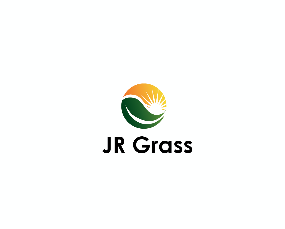 Logo Design by roc - Entry No. 41 in the Logo Design Contest Inspiring Logo Design for JR Grass.