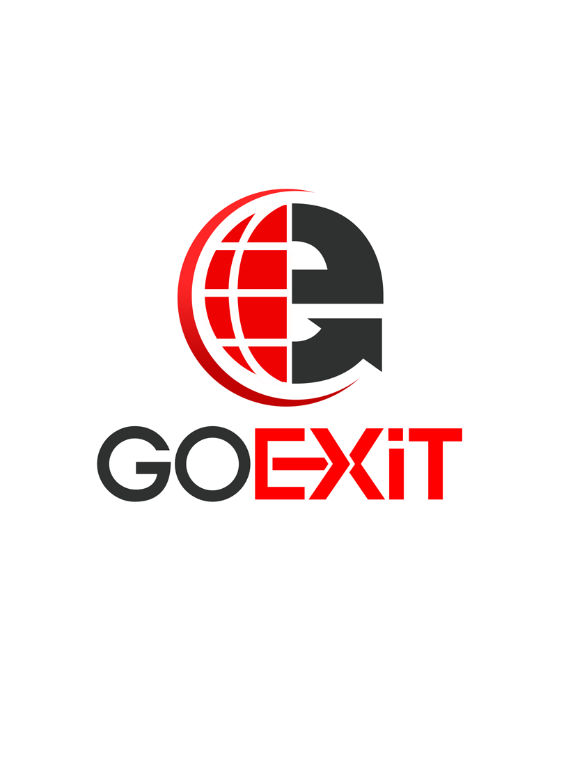 Logo Design by Private User - Entry No. 169 in the Logo Design Contest GoExit Logo Design.
