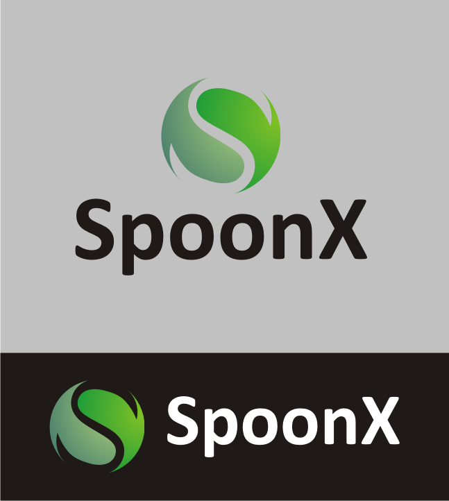 Logo Design by Nthus Nthis - Entry No. 27 in the Logo Design Contest Captivating Logo Design for SpoonX.