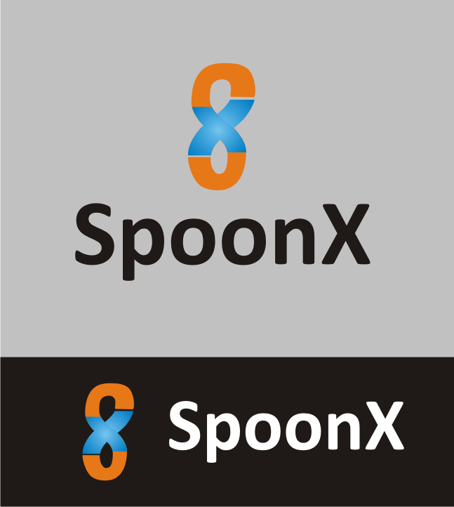 Logo Design by Nthus Nthis - Entry No. 28 in the Logo Design Contest Captivating Logo Design for SpoonX.