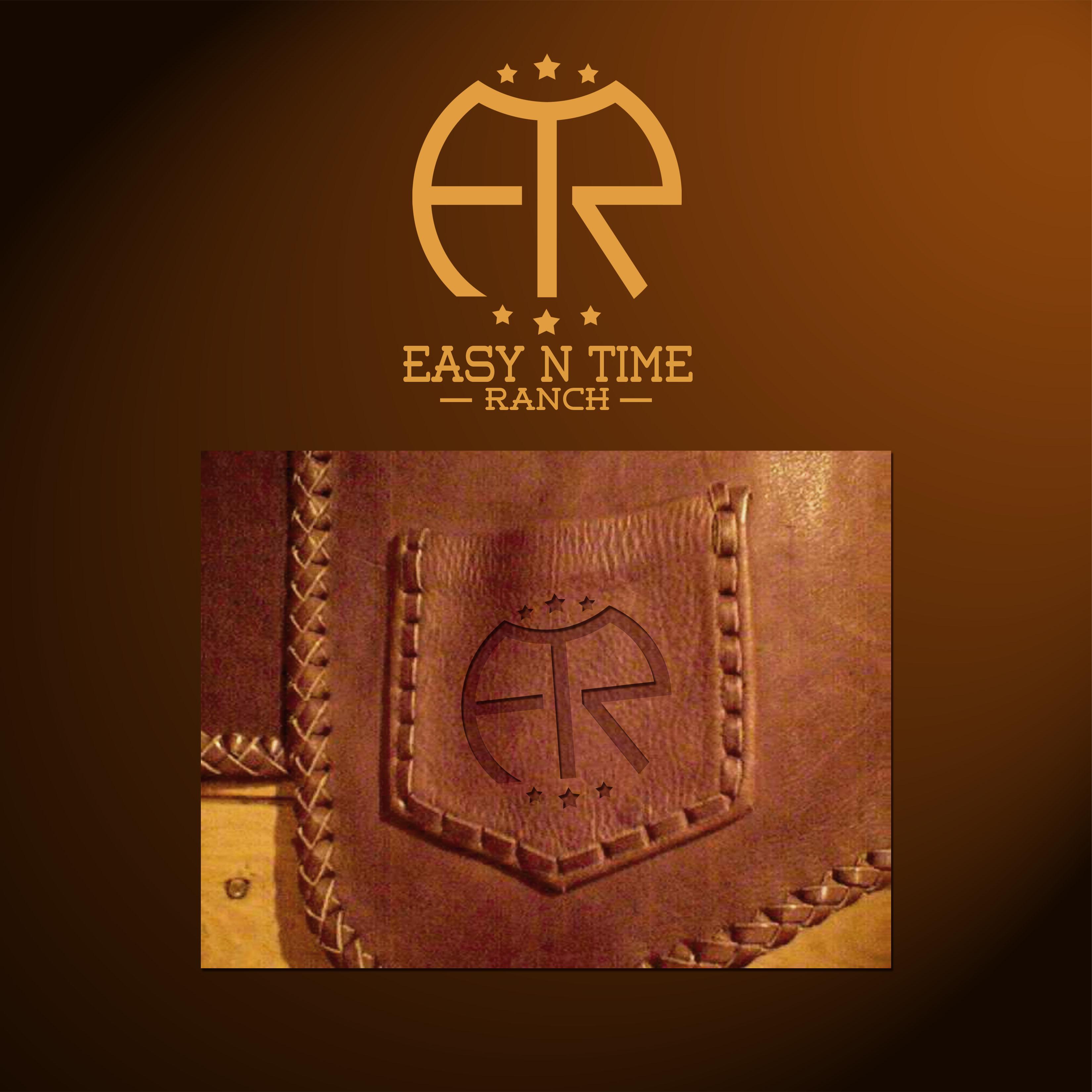Logo Design by Allan Esclamado - Entry No. 5 in the Logo Design Contest Artistic Logo Design for Easy N Time Ranch.