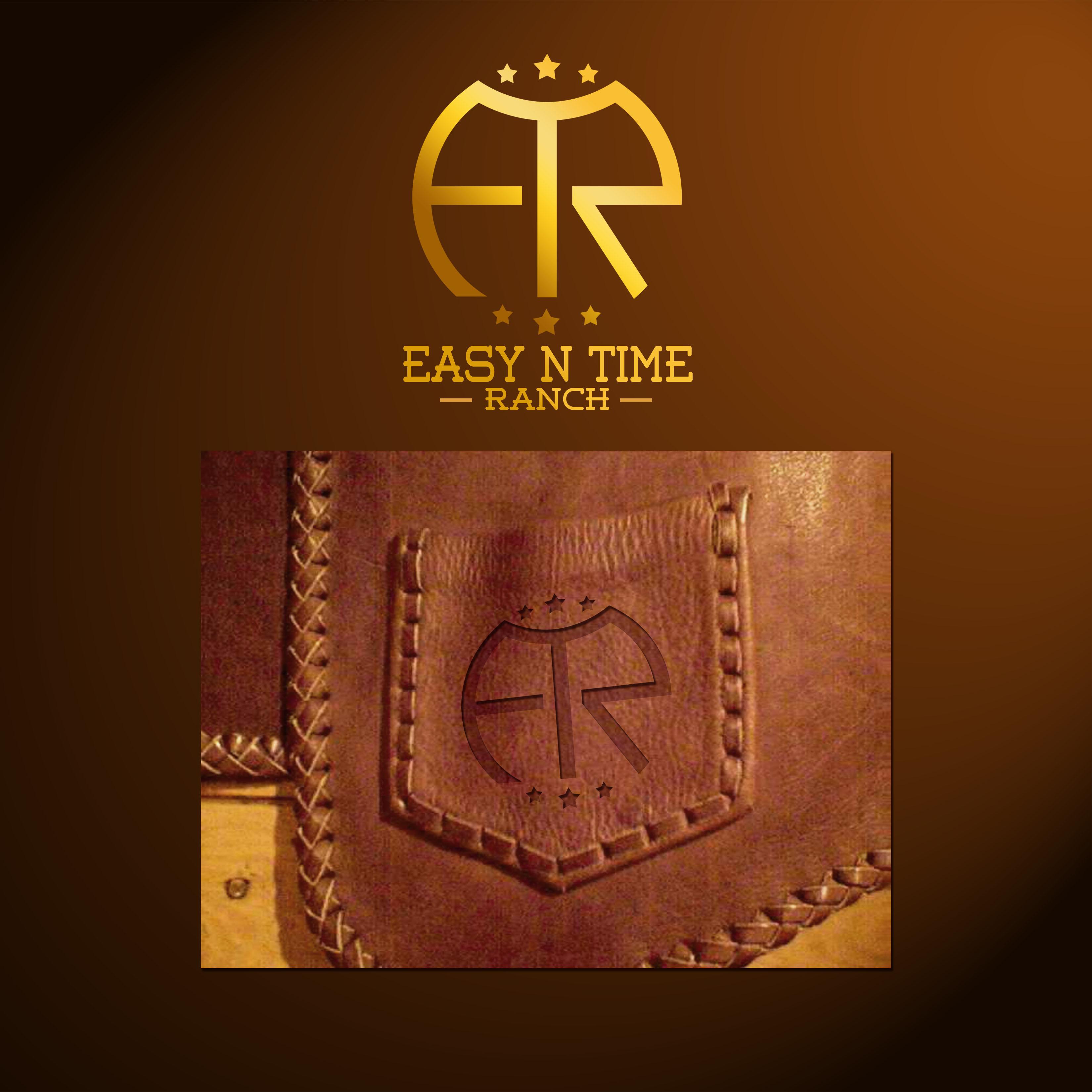 Logo Design by Allan Esclamado - Entry No. 6 in the Logo Design Contest Artistic Logo Design for Easy N Time Ranch.