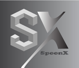 Logo Design by Bhaskar Singh - Entry No. 30 in the Logo Design Contest Captivating Logo Design for SpoonX.