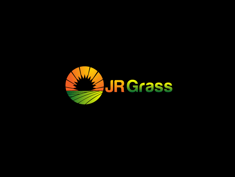 Logo Design by brands_in - Entry No. 45 in the Logo Design Contest Inspiring Logo Design for JR Grass.