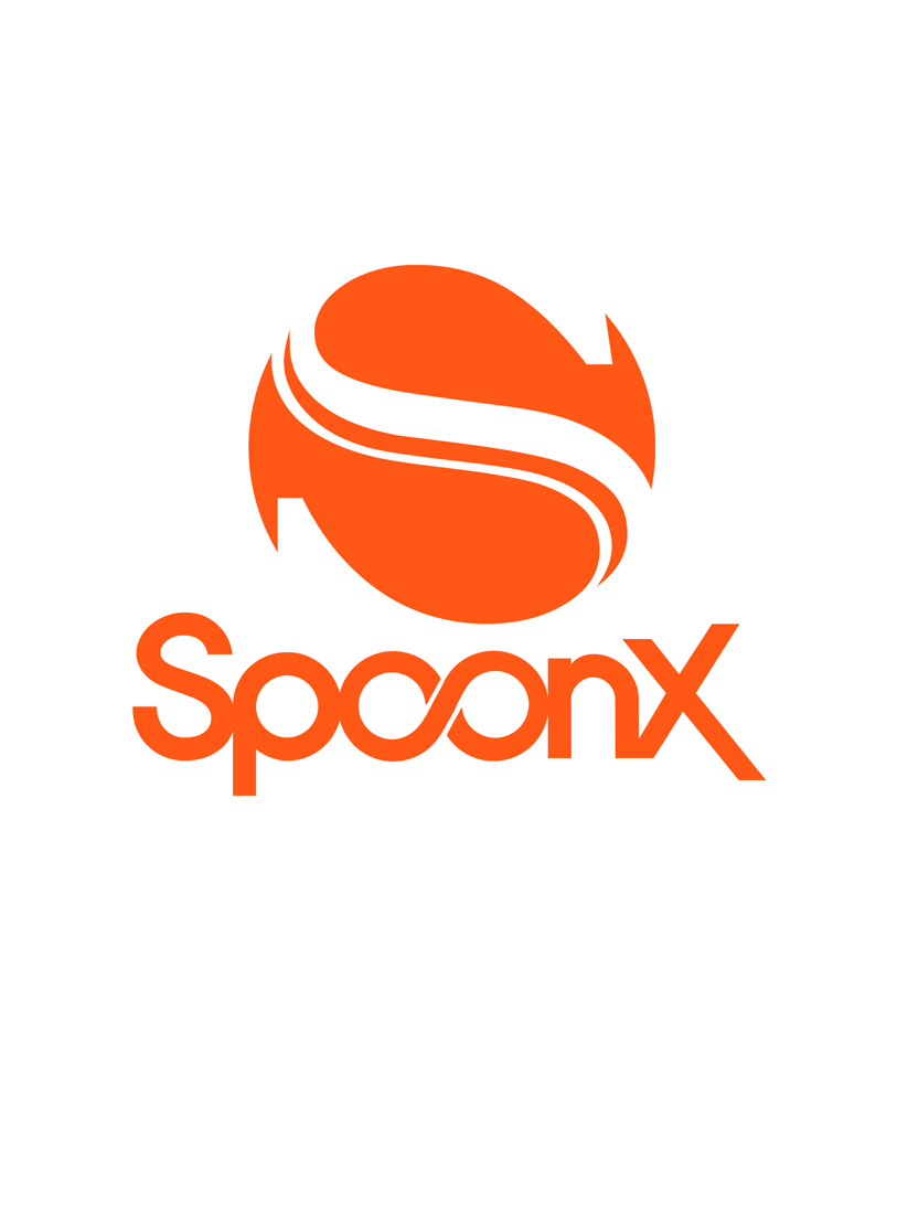 Logo Design by Private User - Entry No. 35 in the Logo Design Contest Captivating Logo Design for SpoonX.