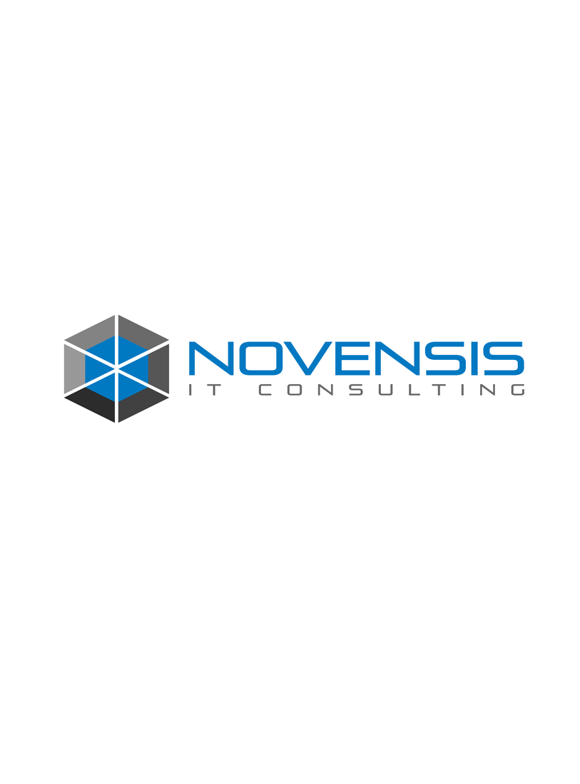 Logo Design by Robert Turla - Entry No. 126 in the Logo Design Contest Novensis Logo Design.