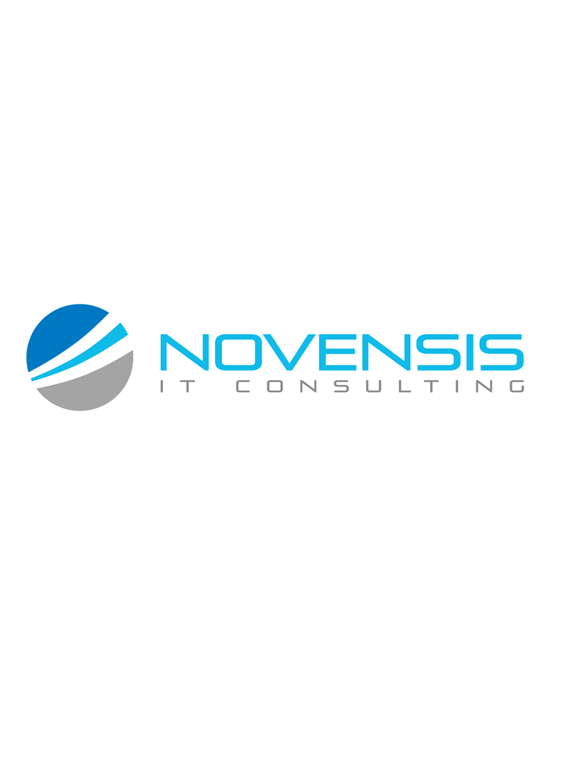 Logo Design by Private User - Entry No. 128 in the Logo Design Contest Novensis Logo Design.