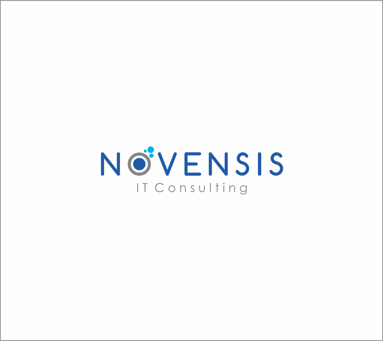Logo Design by Armada Jamaluddin - Entry No. 133 in the Logo Design Contest Novensis Logo Design.