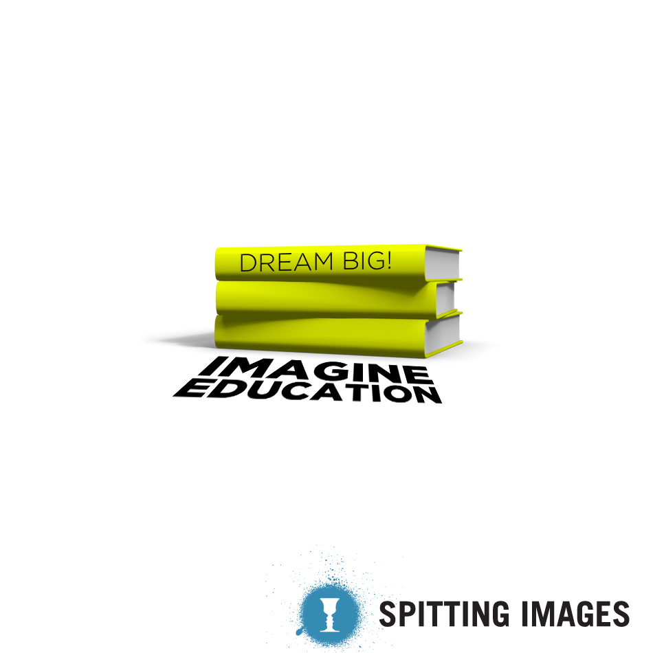 Logo Design by Spitting-Images - Entry No. 146 in the Logo Design Contest Imagine Education.
