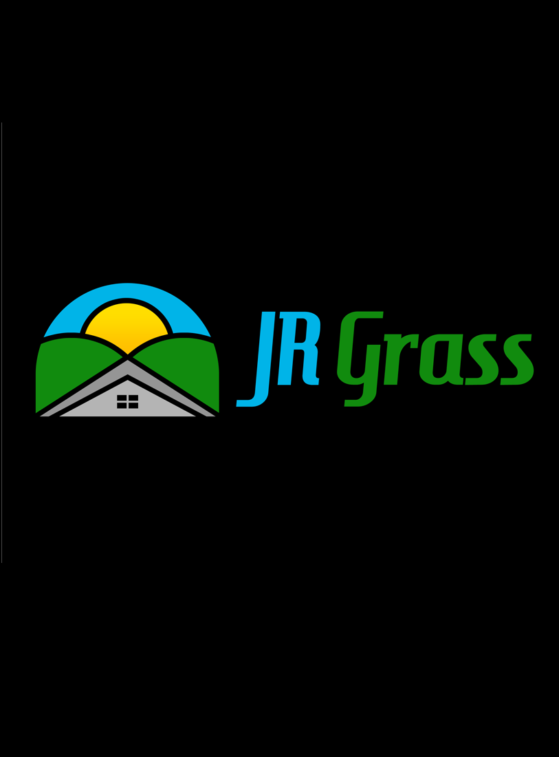 Logo Design by Private User - Entry No. 53 in the Logo Design Contest Inspiring Logo Design for JR Grass.