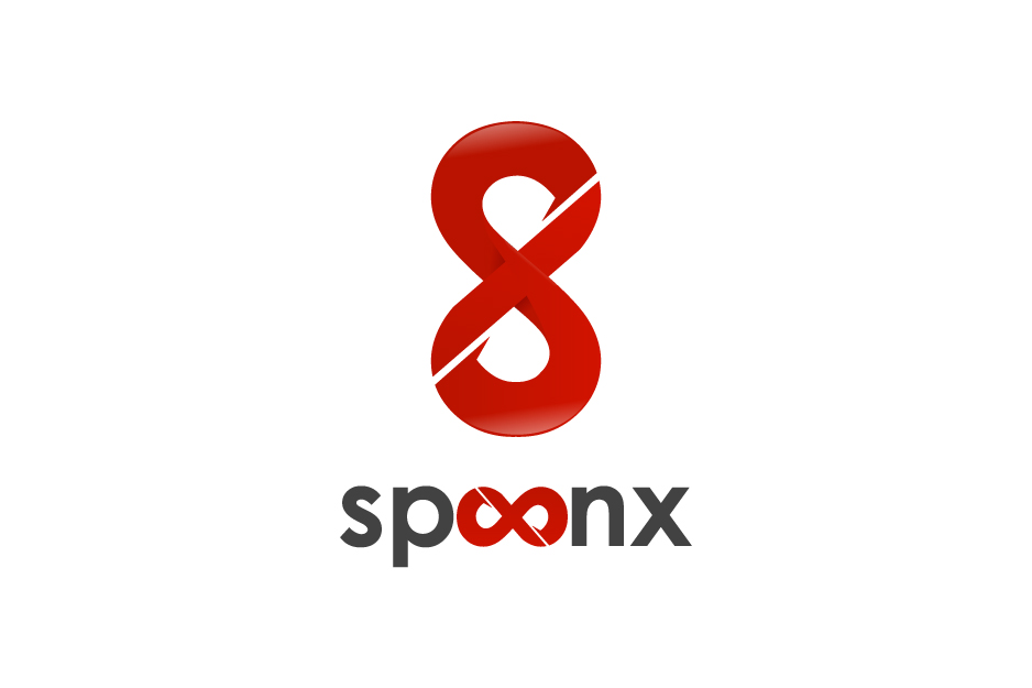 Logo Design by Top Elite - Entry No. 53 in the Logo Design Contest Captivating Logo Design for SpoonX.