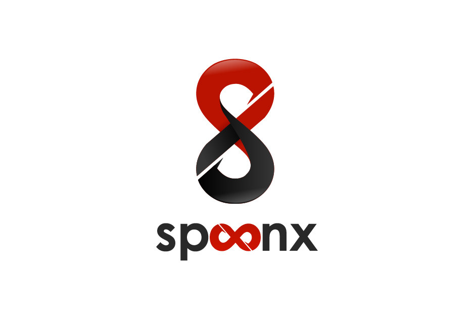 Logo Design by Top Elite - Entry No. 54 in the Logo Design Contest Captivating Logo Design for SpoonX.