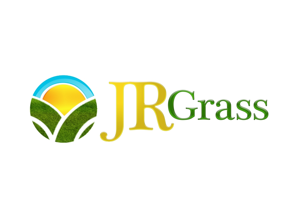 Logo Design by Private User - Entry No. 54 in the Logo Design Contest Inspiring Logo Design for JR Grass.