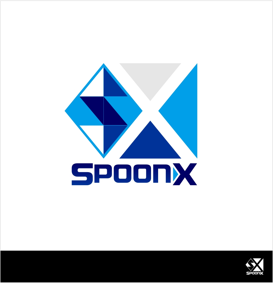 Logo Design by joca - Entry No. 59 in the Logo Design Contest Captivating Logo Design for SpoonX.