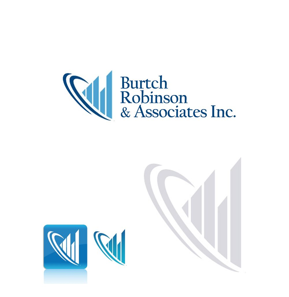 Logo Design by Fita Tiara Sani - Entry No. 26 in the Logo Design Contest Unique Logo Design Wanted for Burtch, Robinson & Associates Inc..