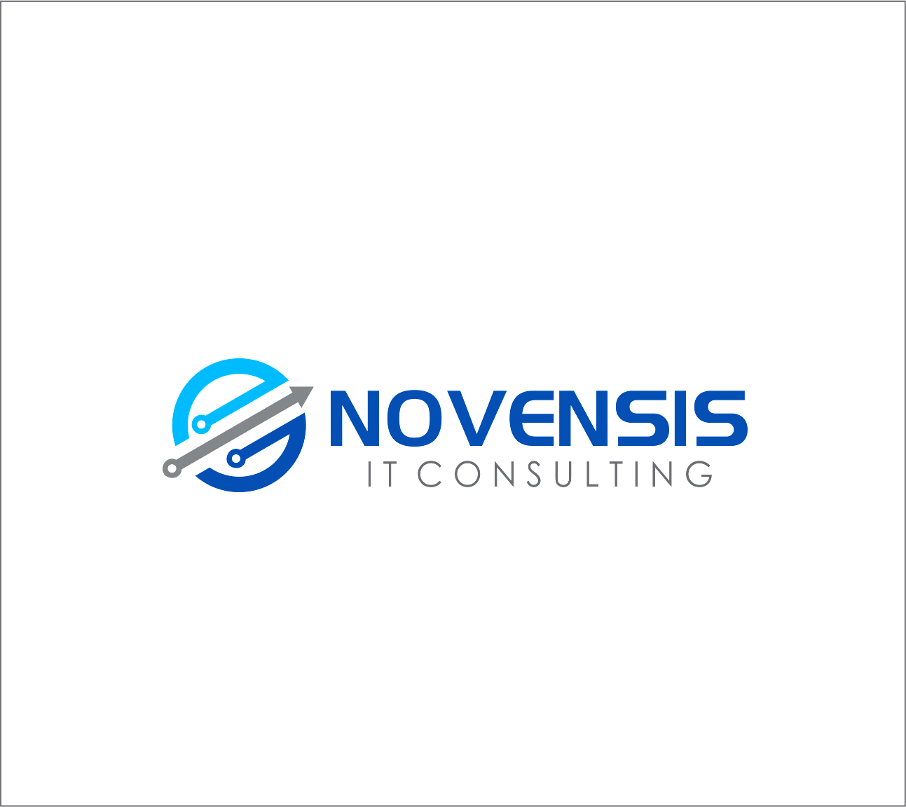 Logo Design by Armada Jamaluddin - Entry No. 137 in the Logo Design Contest Novensis Logo Design.