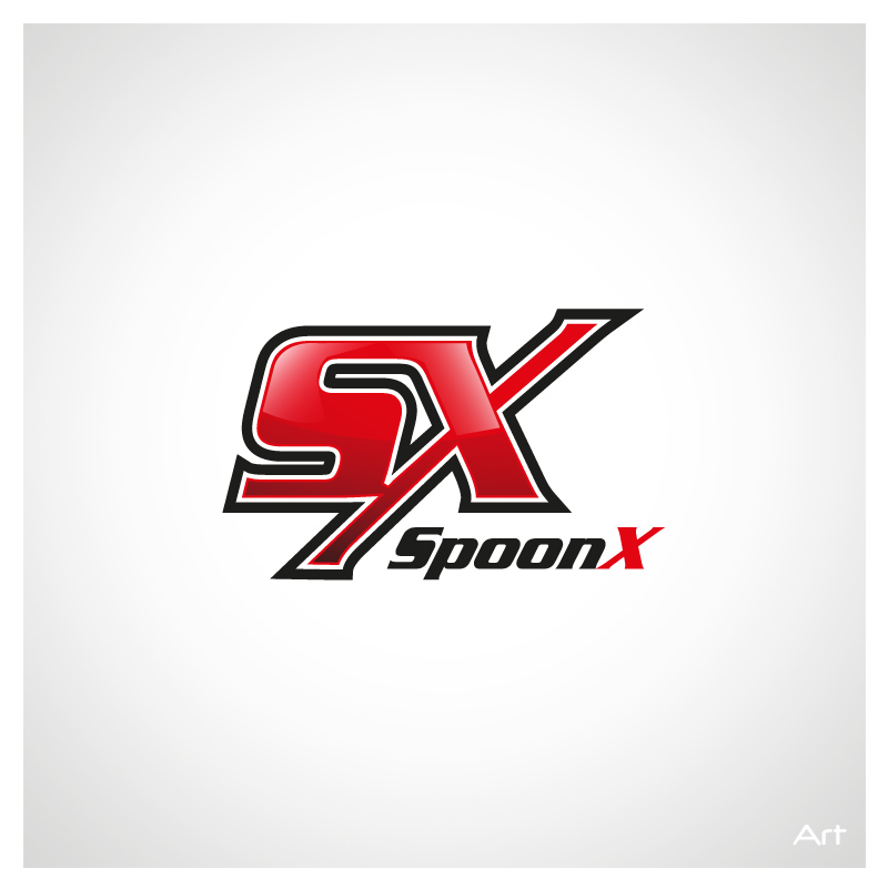 Logo Design by Puspita Wahyuni - Entry No. 63 in the Logo Design Contest Captivating Logo Design for SpoonX.