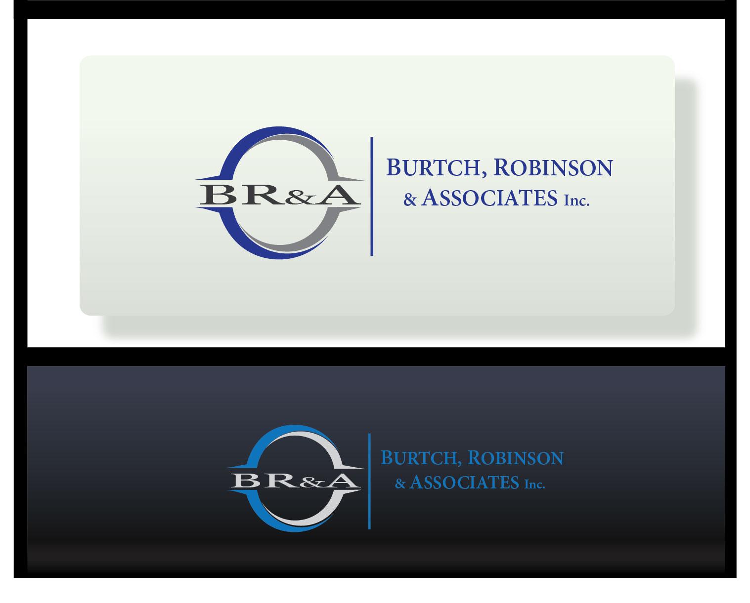 Logo Design by Иван Иванов - Entry No. 33 in the Logo Design Contest Unique Logo Design Wanted for Burtch, Robinson & Associates Inc..