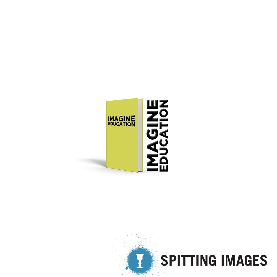 Logo Design by Spitting-Images - Entry No. 149 in the Logo Design Contest Imagine Education.