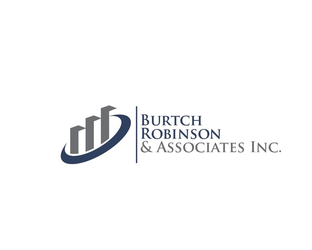 Logo Design by roc - Entry No. 34 in the Logo Design Contest Unique Logo Design Wanted for Burtch, Robinson & Associates Inc..