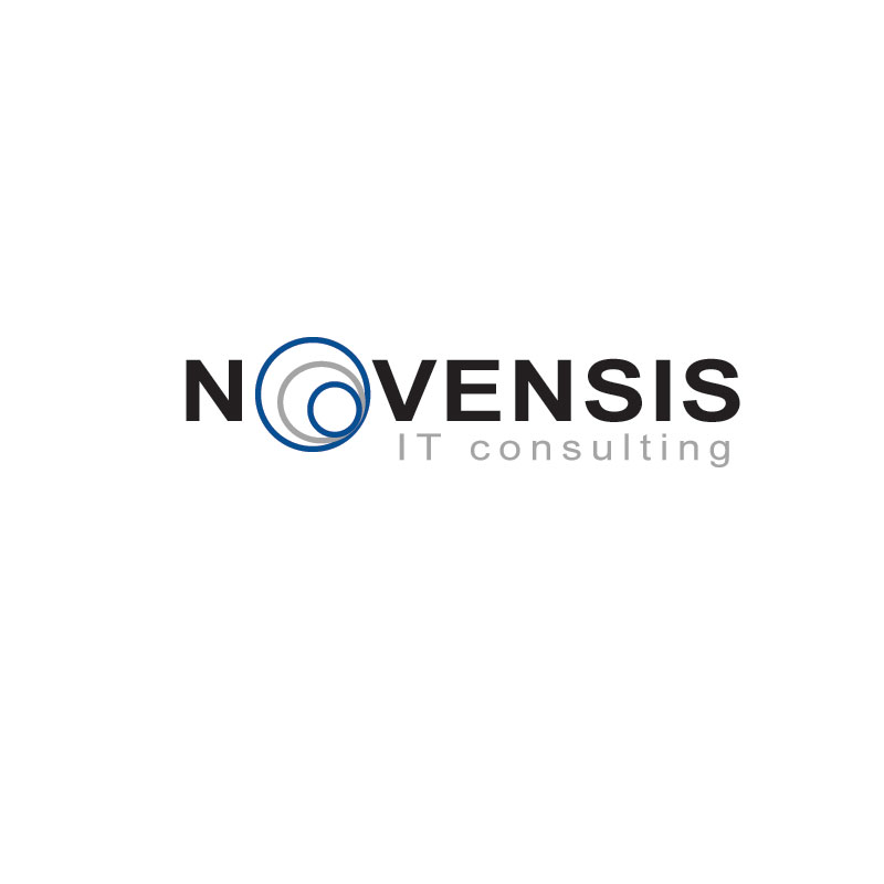 Logo Design by Private User - Entry No. 151 in the Logo Design Contest Novensis Logo Design.