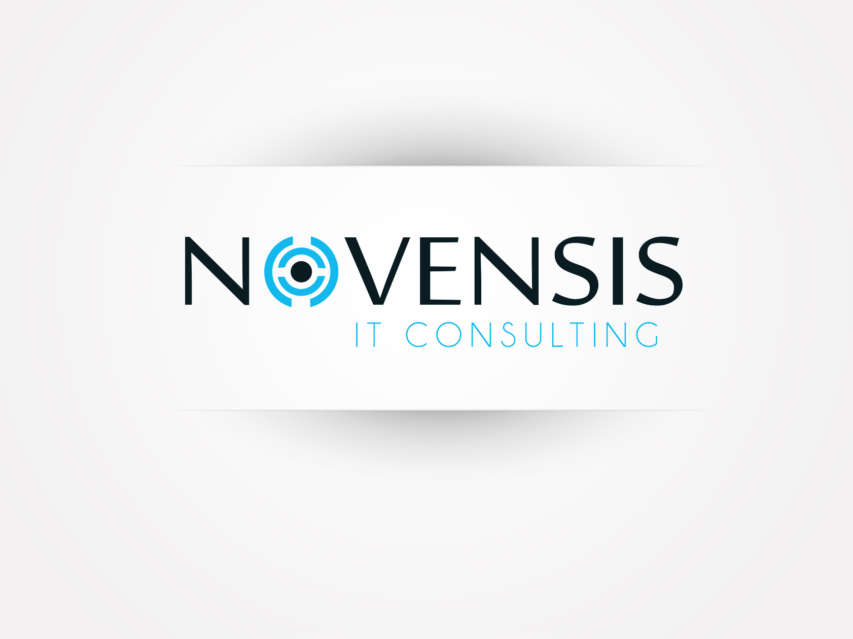Logo Design by OmegaDesigns - Entry No. 152 in the Logo Design Contest Novensis Logo Design.