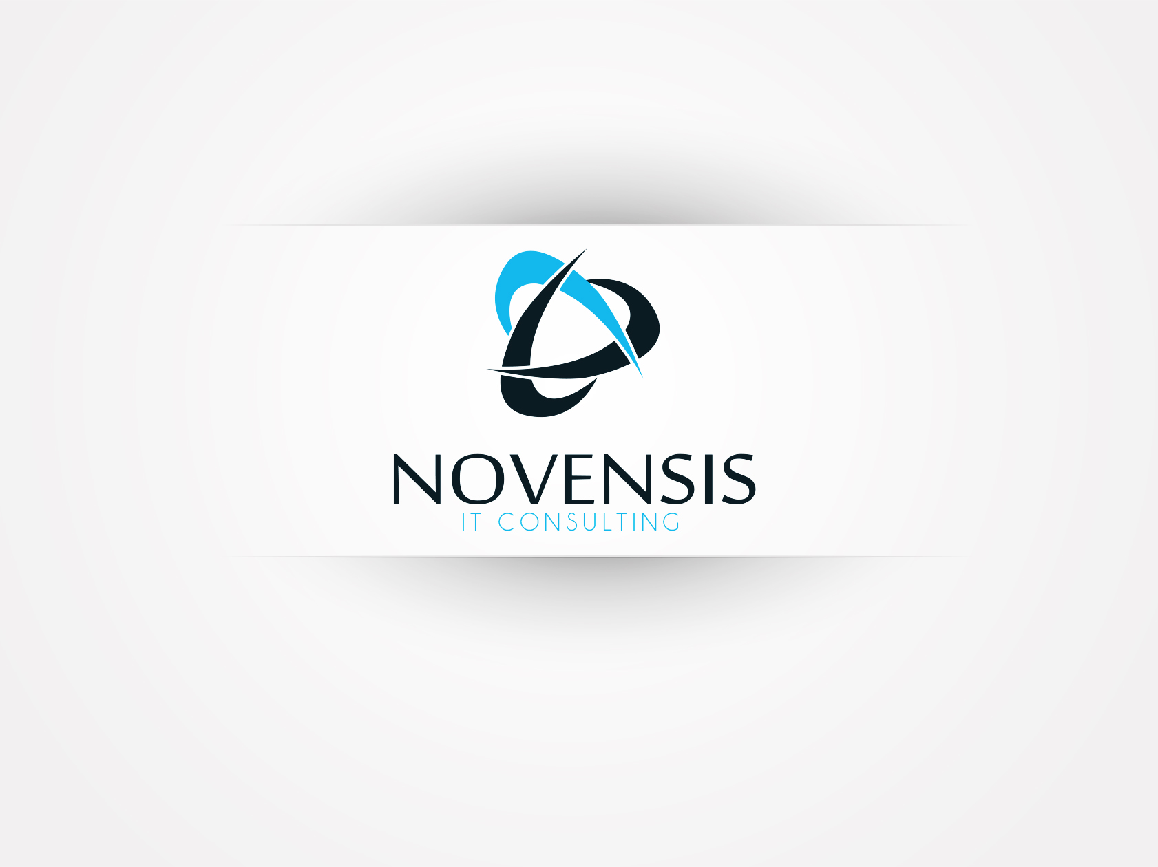 Logo Design by OmegaDesigns - Entry No. 155 in the Logo Design Contest Novensis Logo Design.