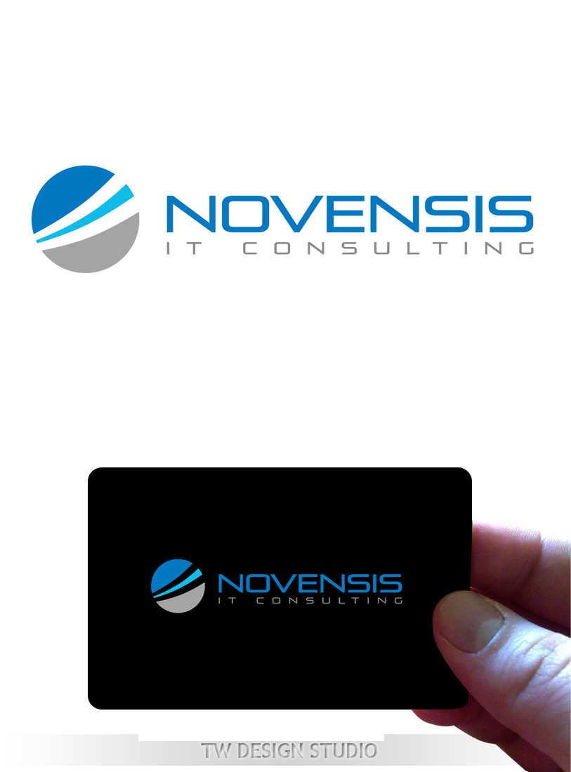 Logo Design by Private User - Entry No. 156 in the Logo Design Contest Novensis Logo Design.