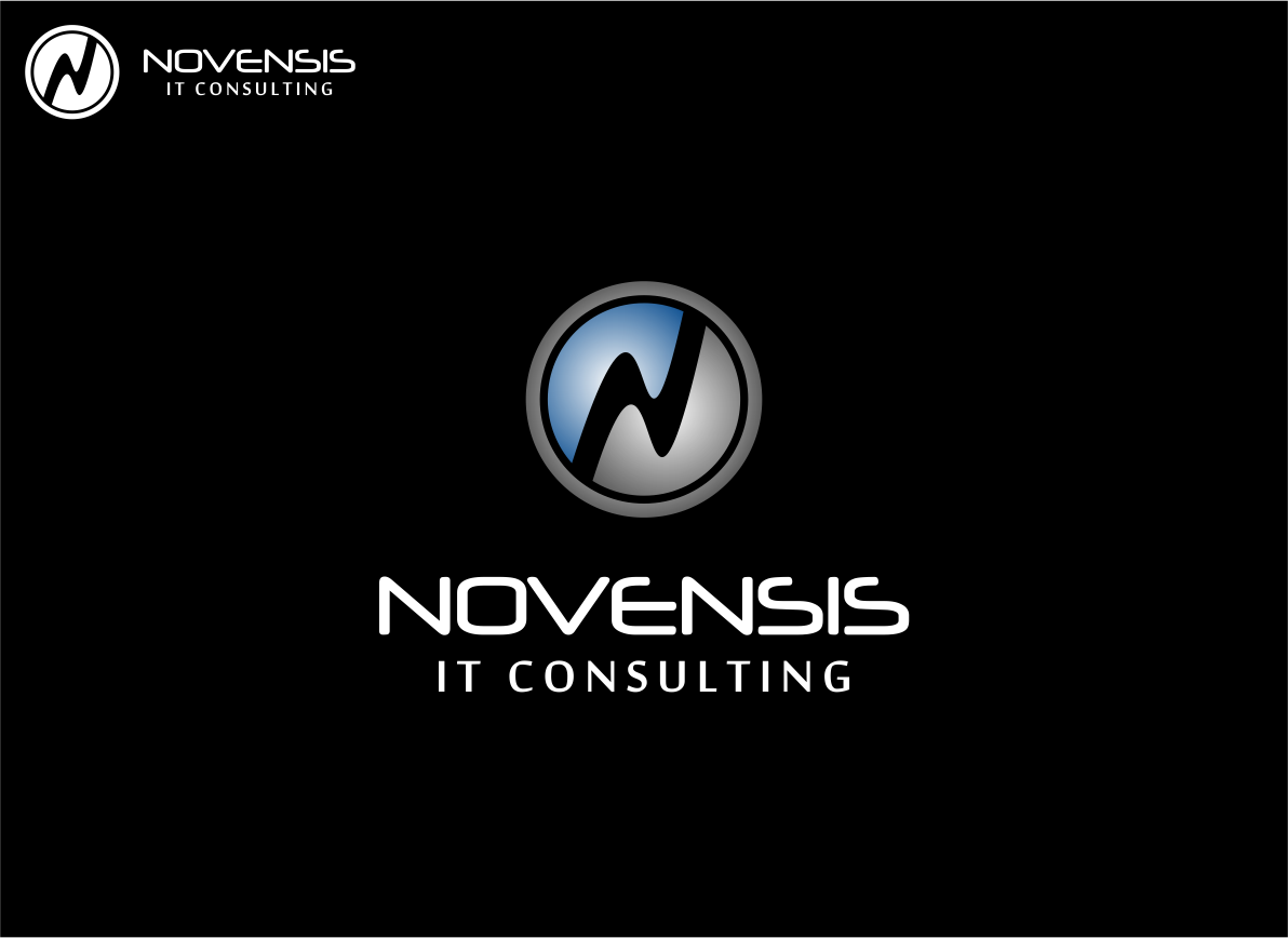 Logo Design by Agus Martoyo - Entry No. 157 in the Logo Design Contest Novensis Logo Design.