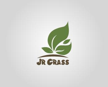 Logo Design by ibbie_ammiel2508 - Entry No. 57 in the Logo Design Contest Inspiring Logo Design for JR Grass.