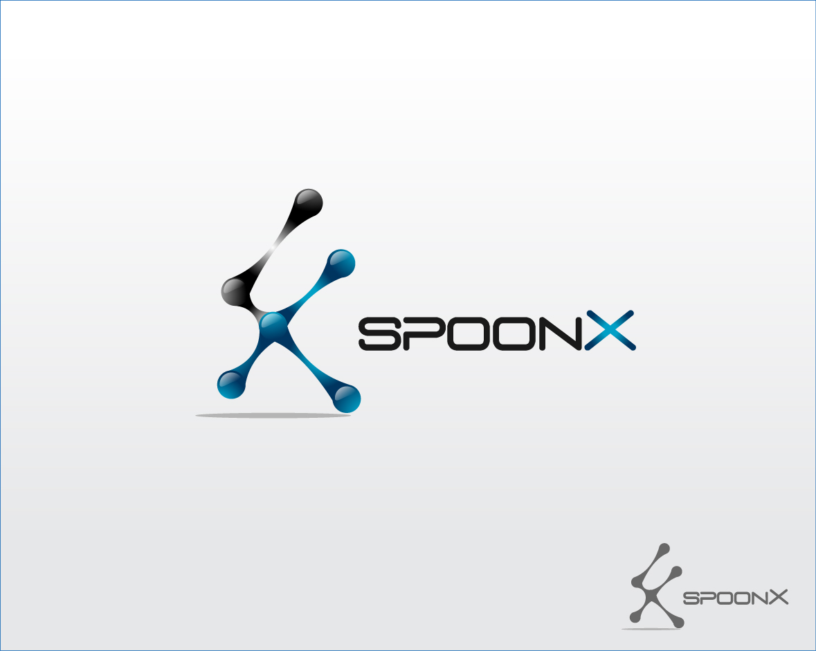 Logo Design by zoiDesign - Entry No. 68 in the Logo Design Contest Captivating Logo Design for SpoonX.