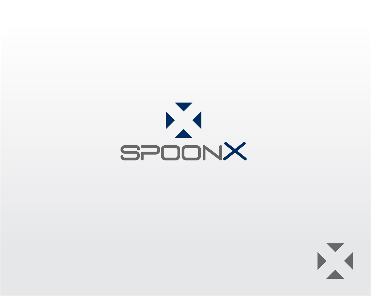 Logo Design by zoiDesign - Entry No. 70 in the Logo Design Contest Captivating Logo Design for SpoonX.