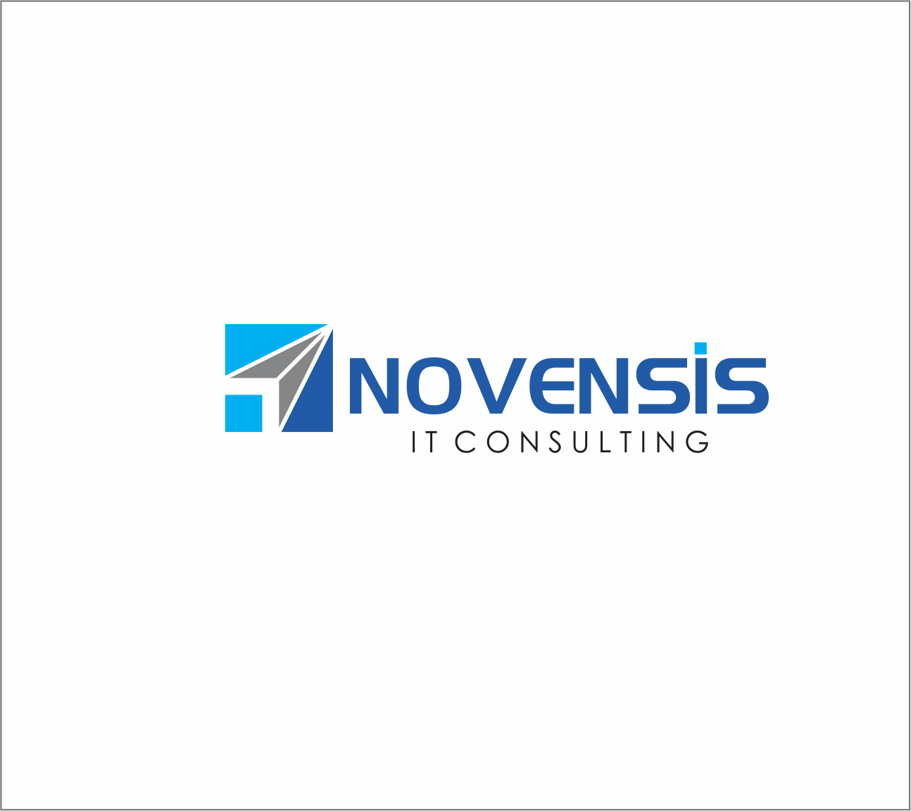 Logo Design by Armada Jamaluddin - Entry No. 160 in the Logo Design Contest Novensis Logo Design.